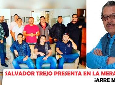 Banda Machos - Salvador Trejo