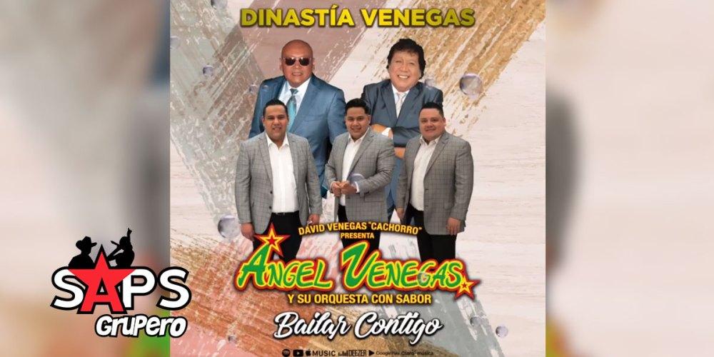 Letra Bailar Contigo - Ángel Venegas y Su Orquesta Con Sabor