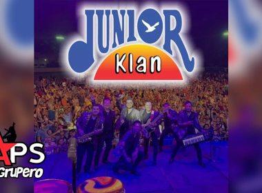 """Junior Klan en los primeros lugares con el tema """"Niña"""""""