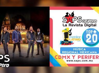 TOP 20 CDMX - PERIFERIA monitorLATINO Grupo