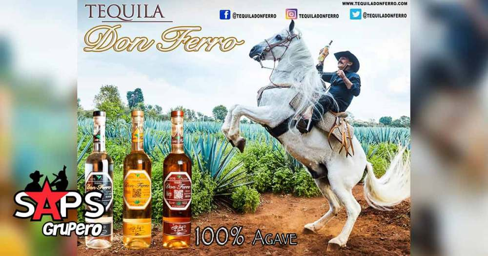 """El Chapo de Sinaloa crea su propia marca de tequila """"Don Ferro"""""""