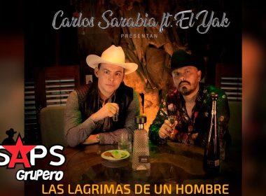 Letra Lágrimas De Un Hombre – Carlos Sarabia ft El Yaki