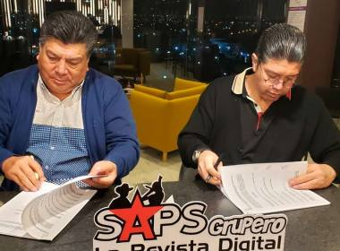 Blanco y Negro se une al elenco de SAPS Records