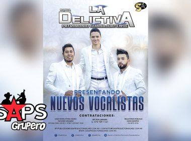 Banda La Delictiva estrena nuevas voces