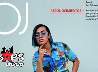 """OJ es nominado a las Palmas De Oro como """"Mejor Cantante de Música Urbana"""""""