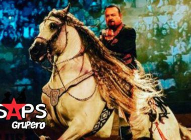 """Pepe Aguilar presenta """"Jaripeo Sin Fronteras"""" 2021 junto a sus hijos"""