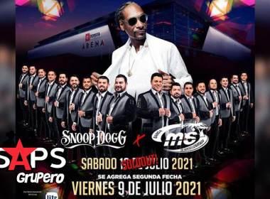 Snoop Dogg y Banda MS tienen sold out