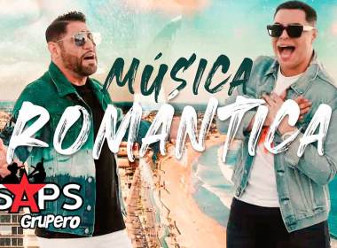 """Hay """"Música Romántica"""" en la voz de Pancho Barraza y Grupo Firme"""
