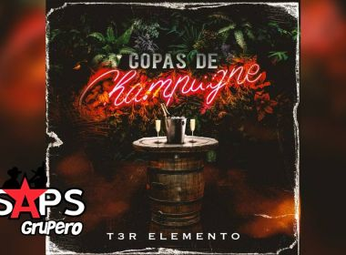 Letra Copas De Champagne – T3r Elemento