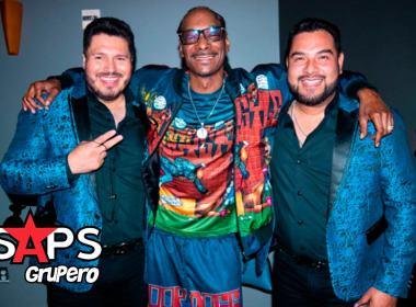 Banda MS y Snoop Dogg juntos en un mismo escenario