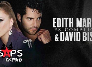 Letra Es Complicado – Edith Márquez & David Bisbal