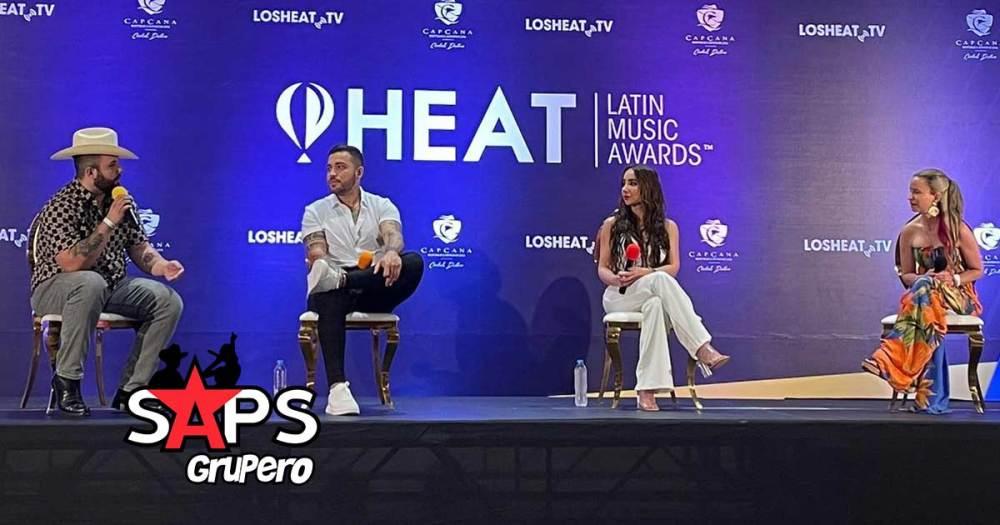 ganadores de los Premios HEAT 2021 en Dominicana