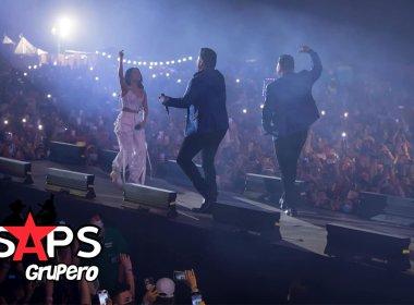 Banda MS y Becky G la rompieron en la segunda edición del Baja Fest Beach