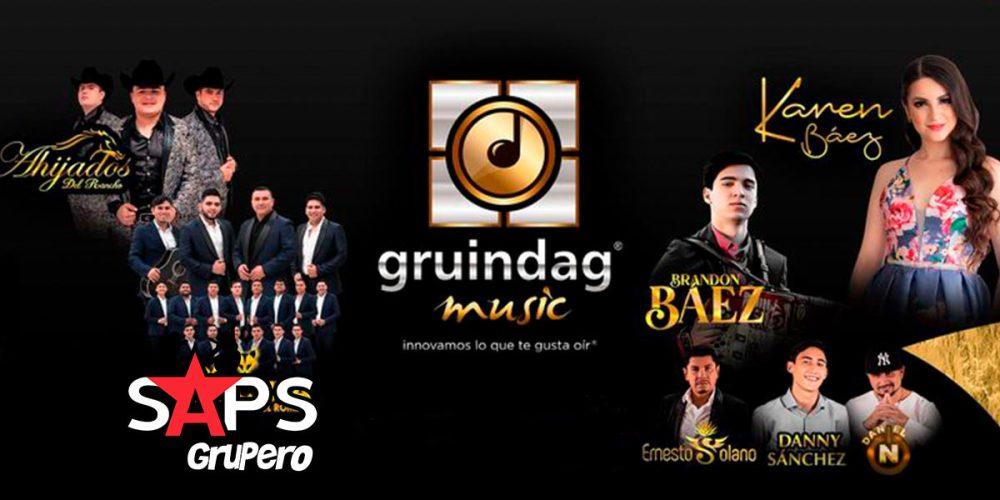 Gruindag Music de México para el mundo