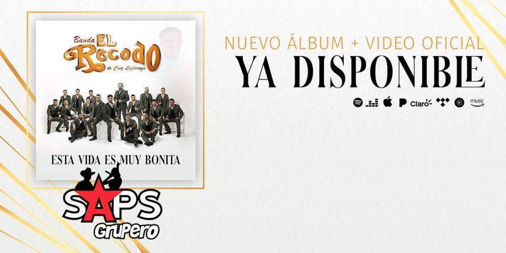 """Banda El Recodo presenta su nueva producción """"ESTA VIDA ES MUY BONITA"""""""