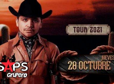 Gana boletos para el concierto de Christian Nodal en Ciudad Del Carmen, Campeche