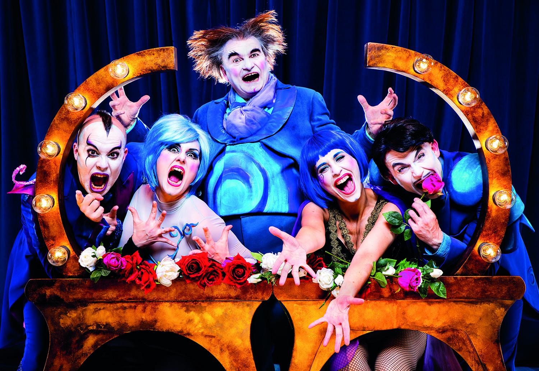 The Opera Locos al Teatre Zorrilla