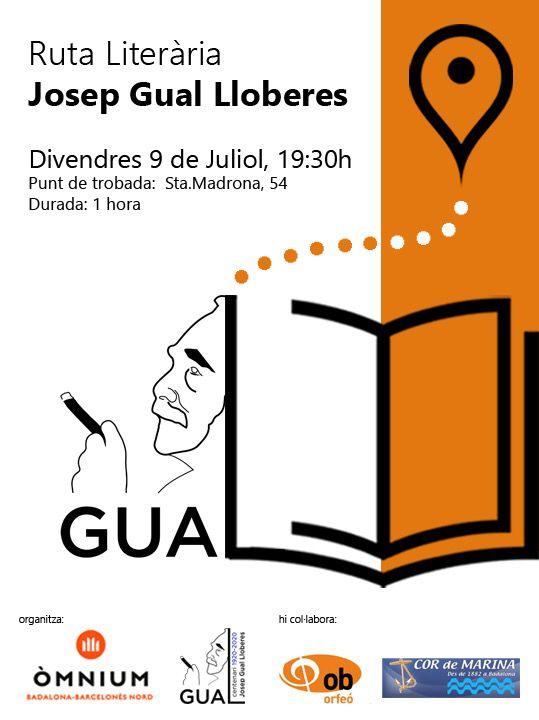 Ruta Literària Josep Gual