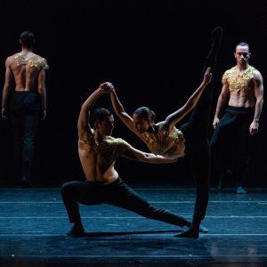 Korpo Dance Projecte al Teatre Zorrilla de Badalona