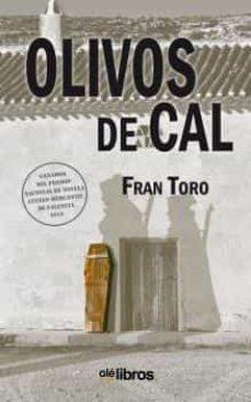 "Presentación de la novela ""Olivos de Cal"""