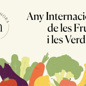 Any Internacional de les fruites i verdures