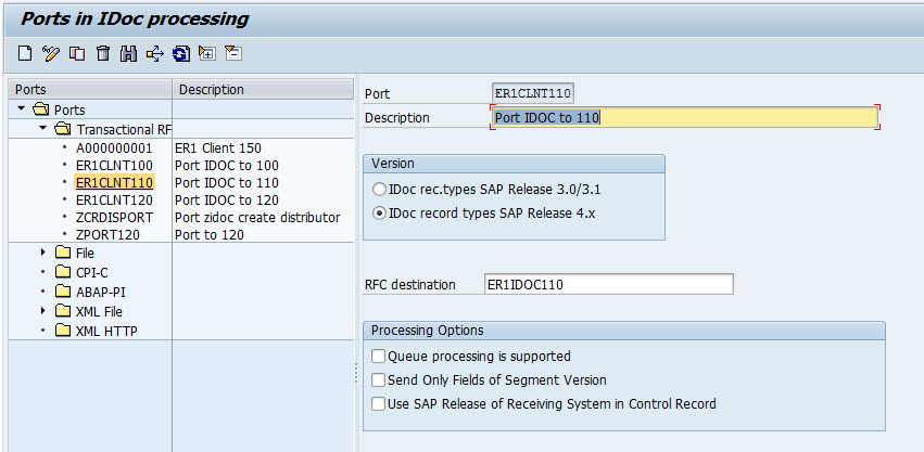 ALE Configuration in SAP - SAP Tutorial