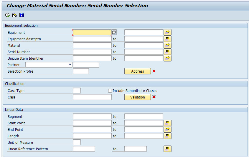 how-to-change-serial-number-sap-mm