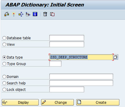 how-to-create-deep-structures-in-abap-dictionary