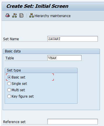 how-to-create-set-in-sap