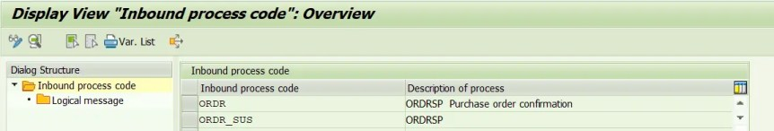 SAP IDOC Configuration