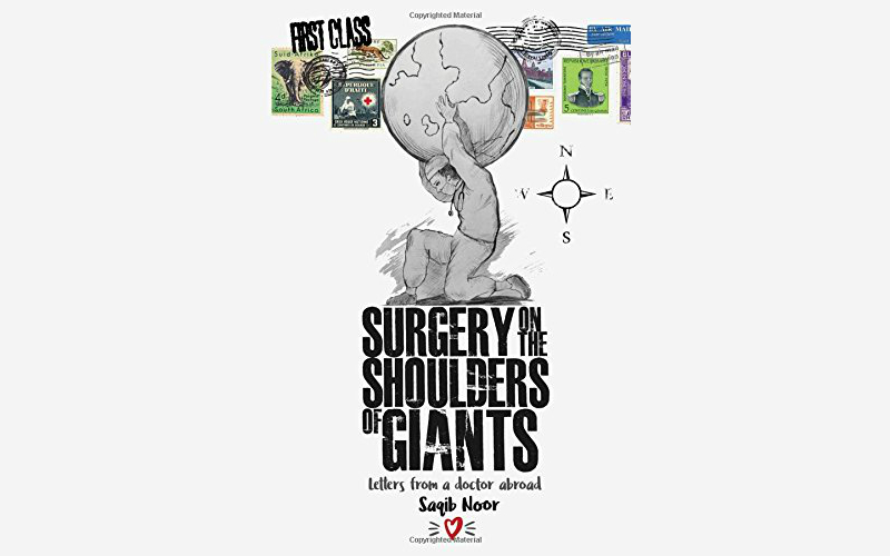 Book release: Surgery On The Shoulders Of Giants