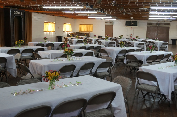 Pioneer Hall -Santa Cruz Fairgrounds