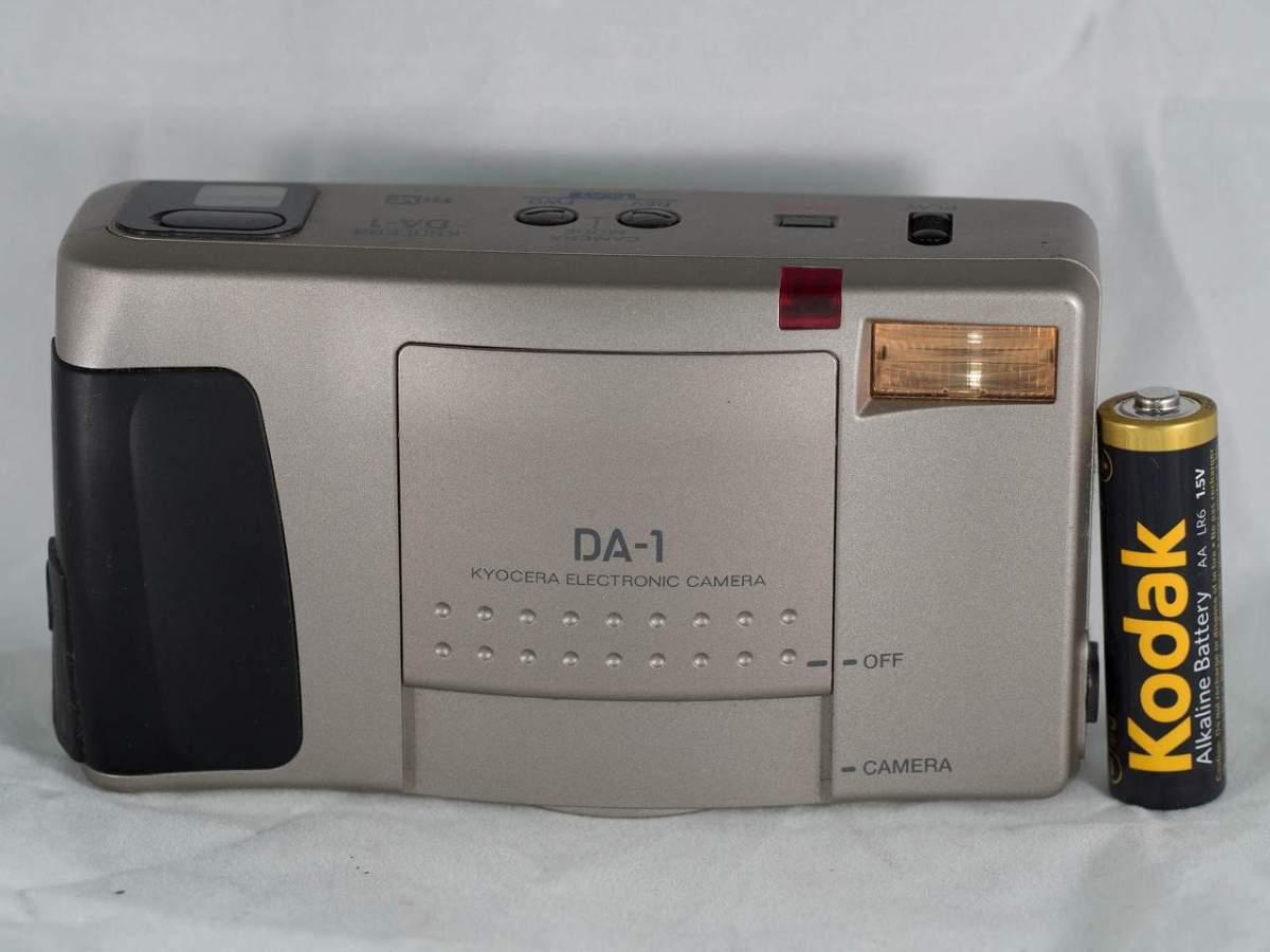 {メ}KYOCERA/DA-1/電子スチルビデオカメラ