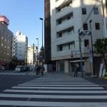 {写真のきれはし}/横断歩道 /2014/11/16