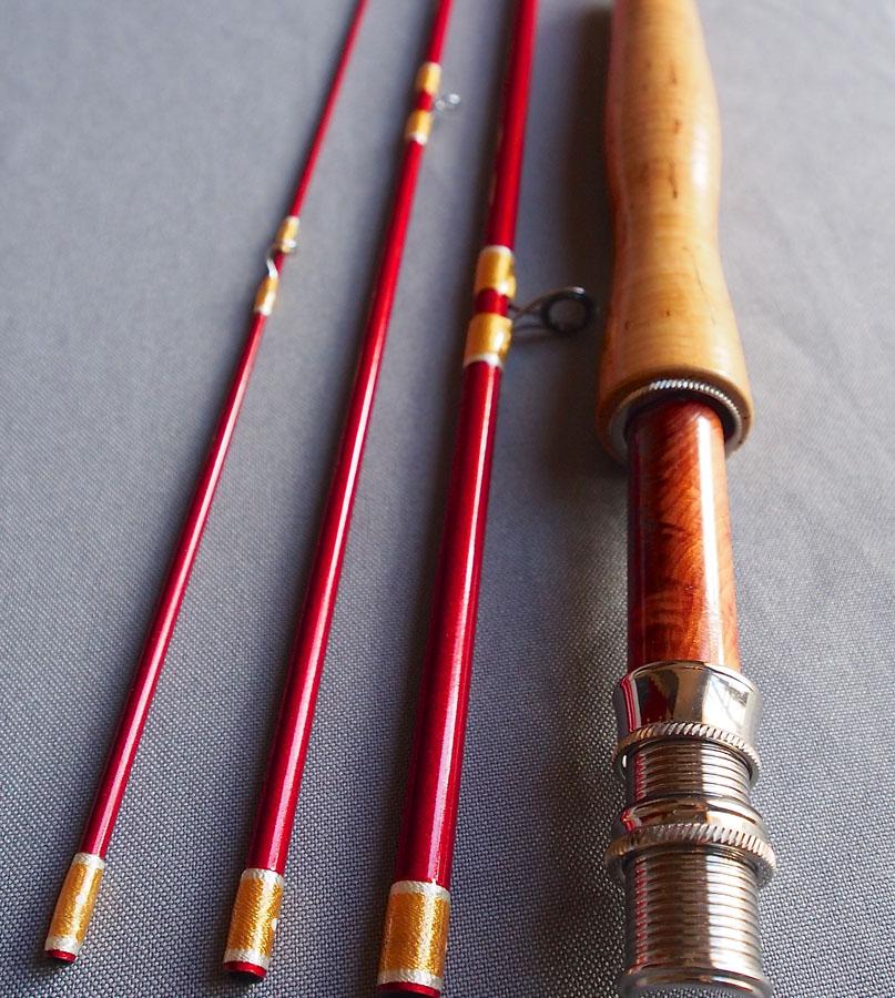 SaraBella Ready to Fish Rods