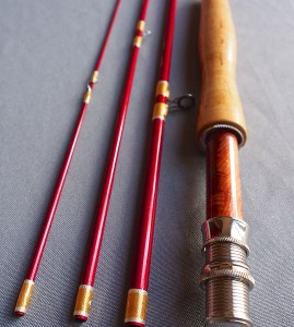 SaraBella Ready to Fish Rods