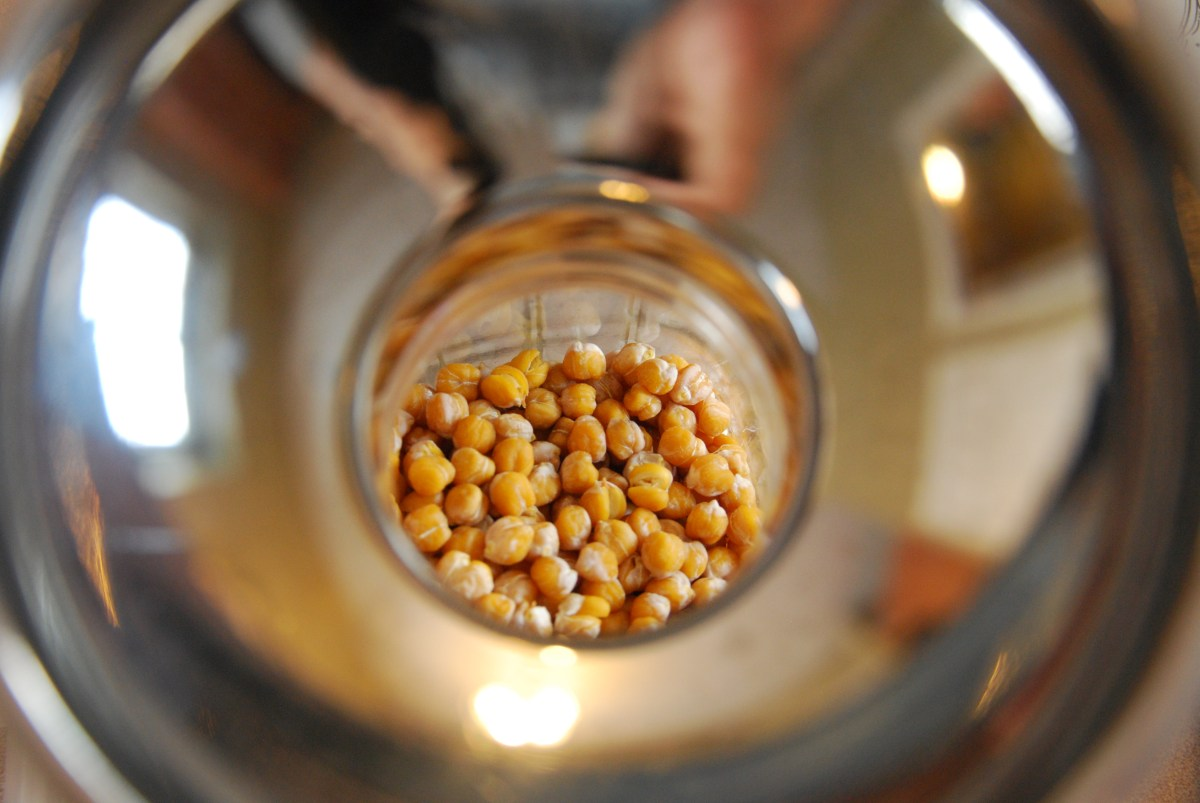 how to make beans from scratch