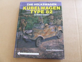 The Volkswagen Kubelwagen Type 82 in WW2