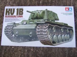 Russian KV-1B Tank