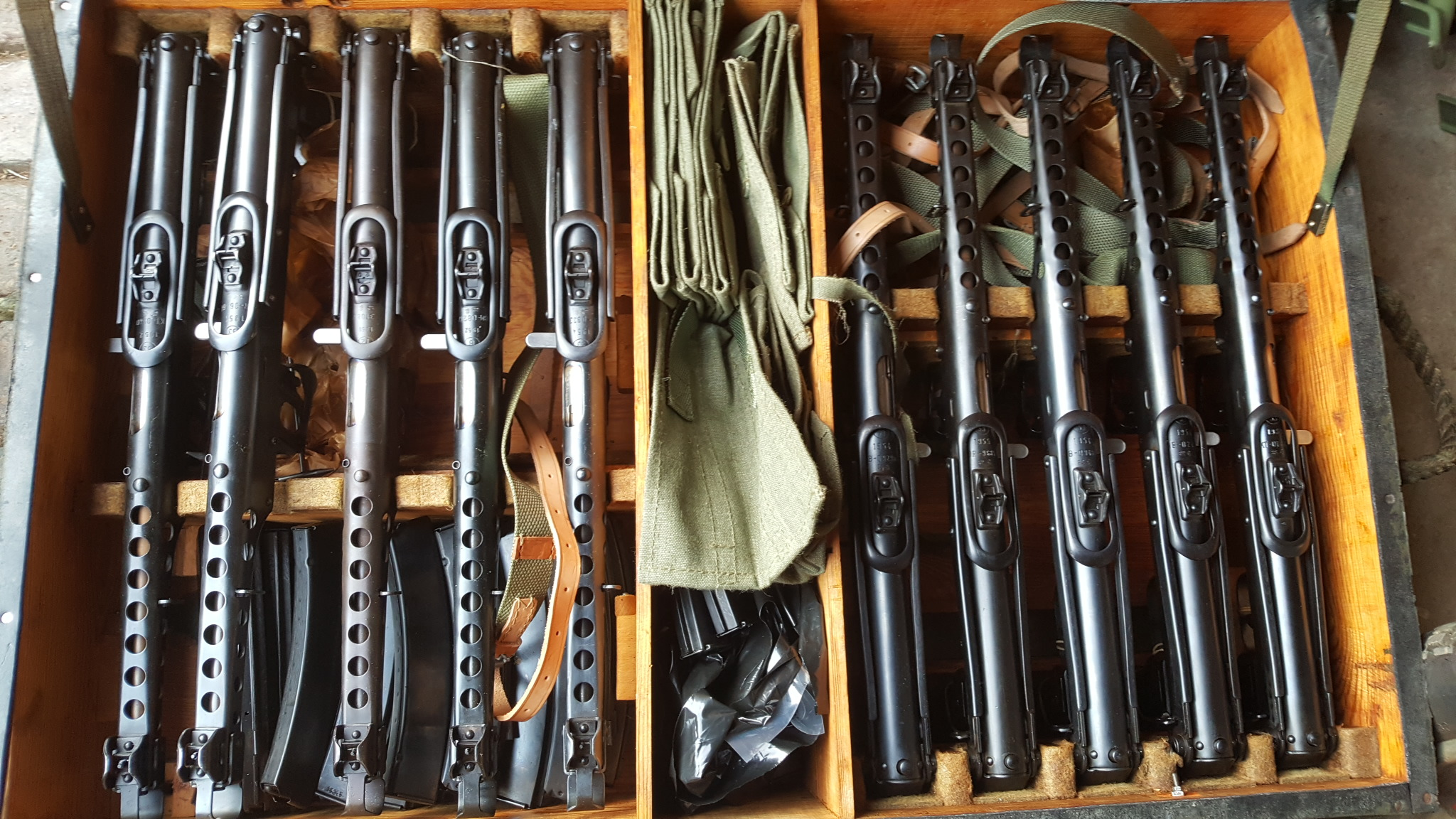 Russian PPS 43 & accessories
