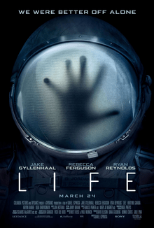2017 Life Movie Poster