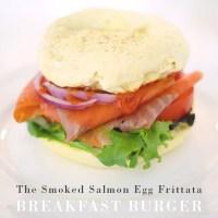 Recipe du Jour: The Breakfast Burger