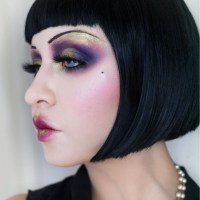 1920s Makeup: Pat McGrath x John Galliano