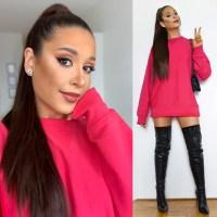 Ariana Grande Makeup + Cosplay