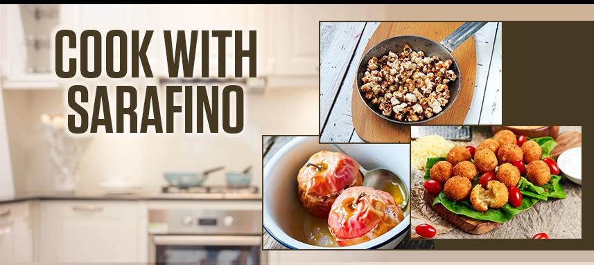 cook with sarafino recipes