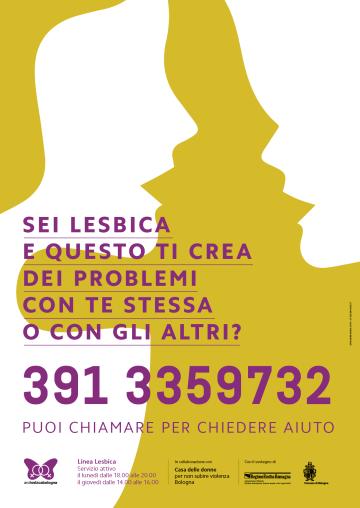 Linea Lesbica — key visual