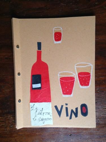 Menu Wine - 02 - front