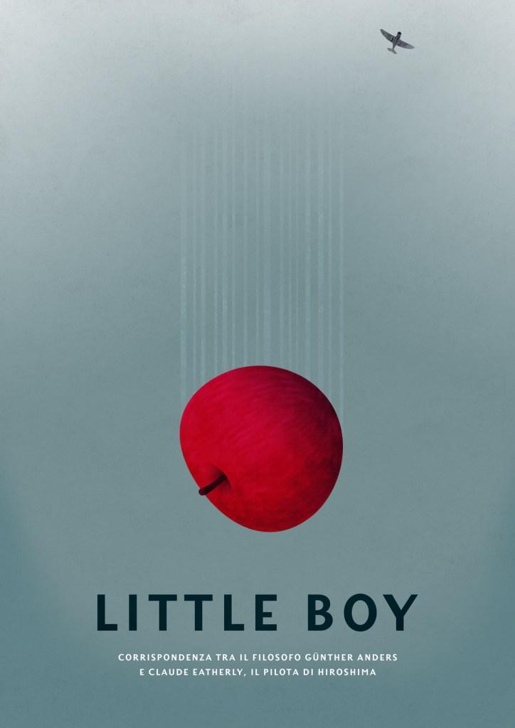 Little Boy - work in progress key visual 01 - sara garagnani