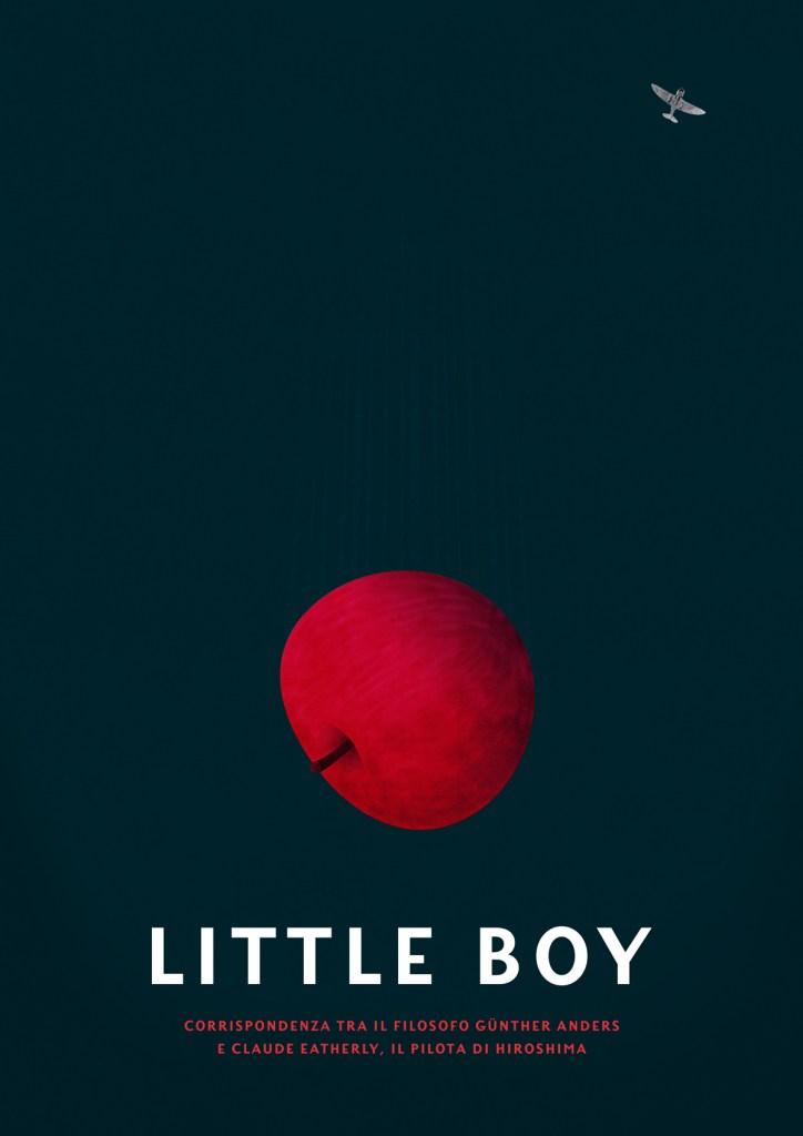 Little Boy - work in progress key visual 02 - sara garagnani