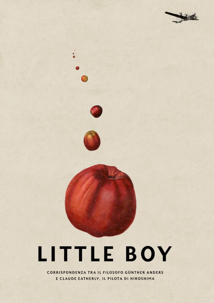 Little Boy - work in progress key visual 08 - sara garagnani